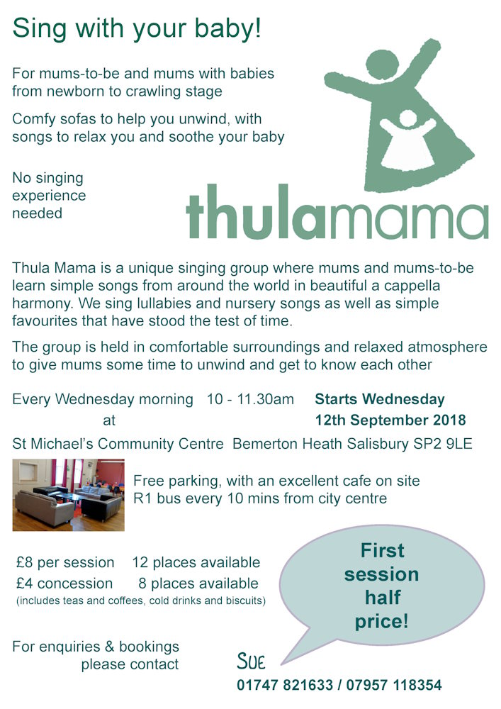 Thula Mama Mother And Baby Songs Lullabies And Chants Cd